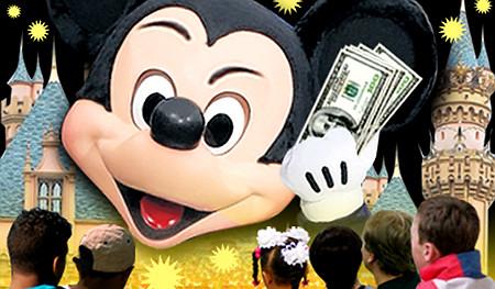 El Tiple Play de Disney en la animación ¿Avaricia y poder?