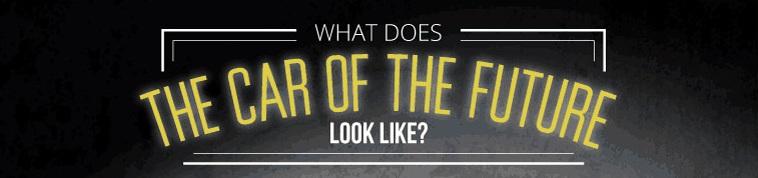 Infografía: ¿Cómo se ve el carro del futuro?