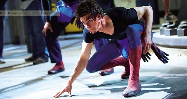 Un vistazo a The Amazing SpiderMan 2