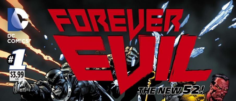 Avances | Forever Evil #1