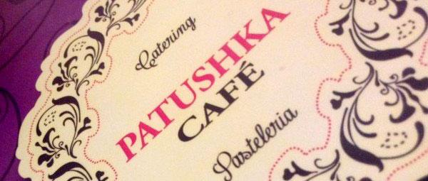 A dos personalidades: Patushka café