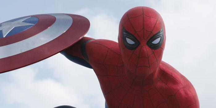 El nuevo traje de Spider-man está bien feo… o ¿No?