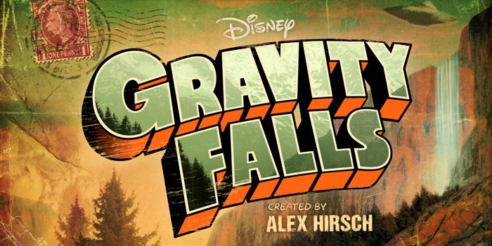 Gravity Falls, la serie que parece infantil pero no lo es