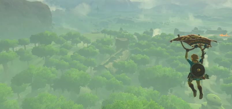 E3 2016: Nintendo revela el nuevo trailer y gameplay de Legend Of Zelda: Breath of the Wild