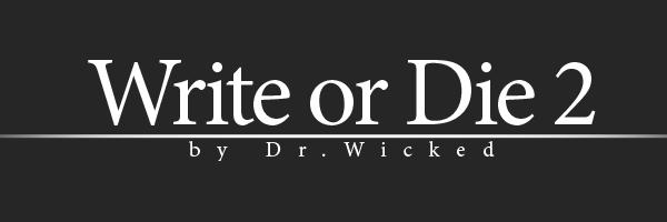 Write or Die: escribes o escribes