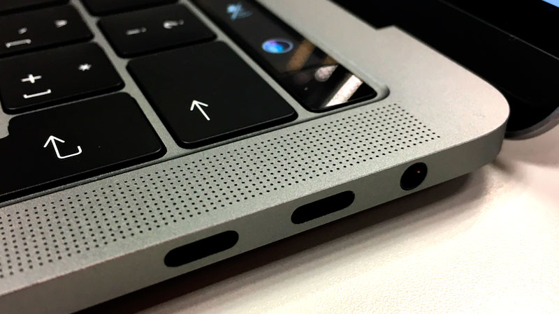 La TouchBar de la nueva Macbook Pro aun no justifica su compra