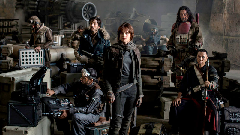 Rogue One: a Star Wars story | Reseña