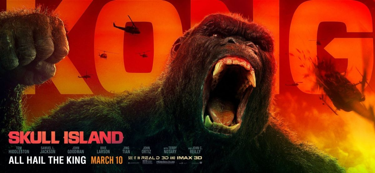 Kong: La Isla Calavera (2016) Él es Dios en esta isla | Reseña