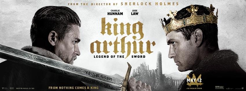 Rey Arturo: La leyenda de la espada (2017) | Reseña